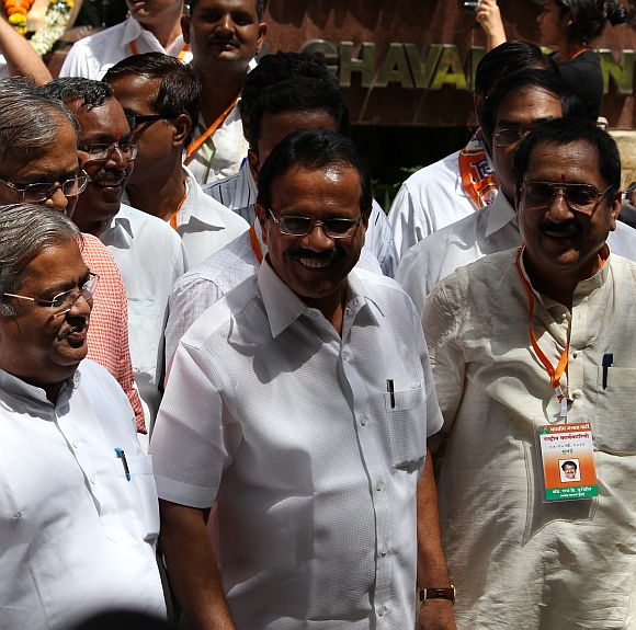 Karnataka Chief Minister Sadananda Gowda