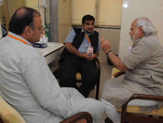 IN PIX: Leaders, issues and infighting at BJP meet