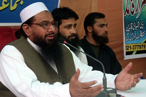 LeT chief Hafeez Saeed