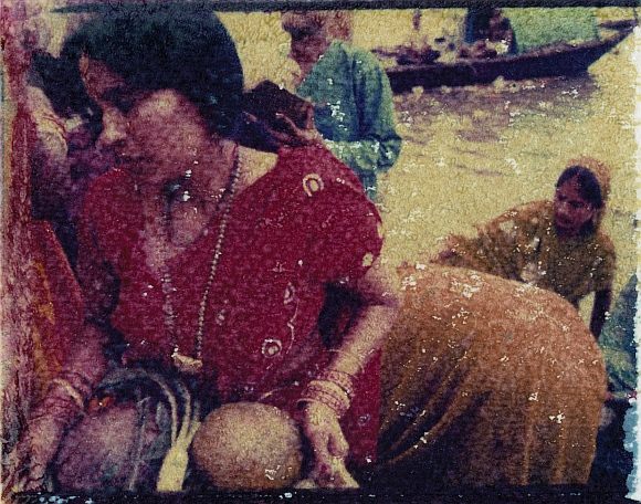 Photograph titled Chhath Puja II