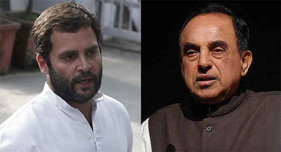 Rahul Gandhi vs Subramanian Swamy