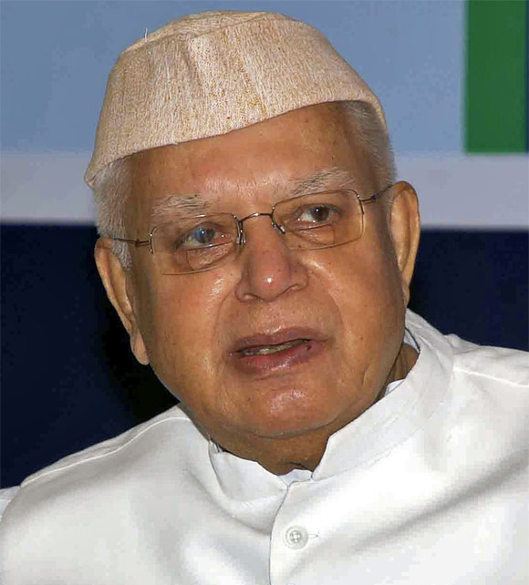 Will N D Tiwari fight the next elections?