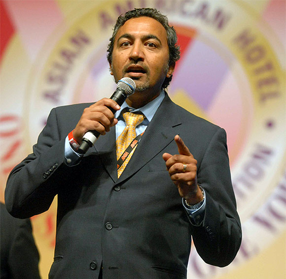 Dr Ami Bera, the Democratic candidate from California's Seventh Congressional District