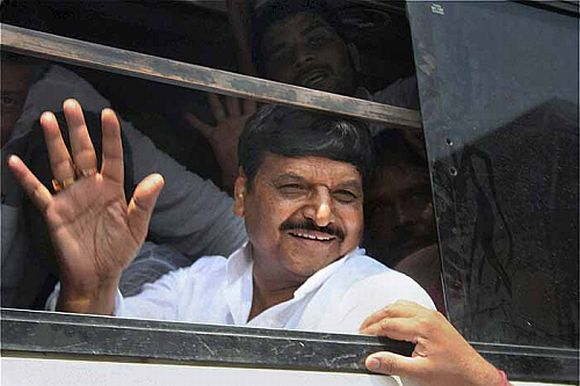 10. Shivpal Yadav