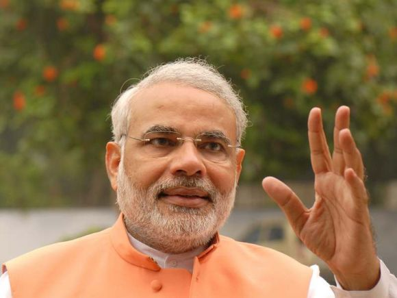 4. Narendra Modi