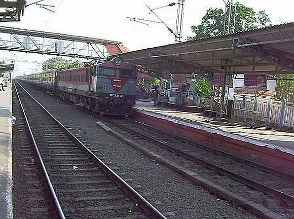 The Karnawati Express