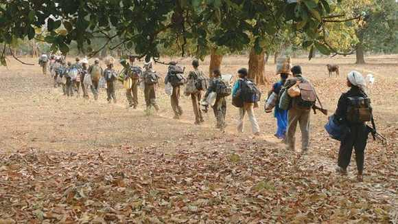 Maoists often traget youths from poor families