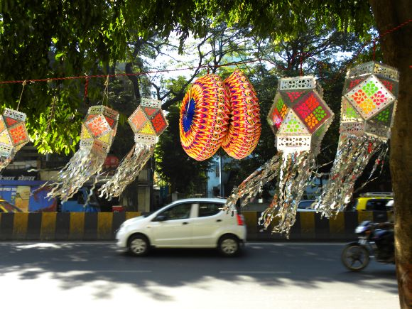 IN PHOTOS: How Mumbai gears up for festival of lights