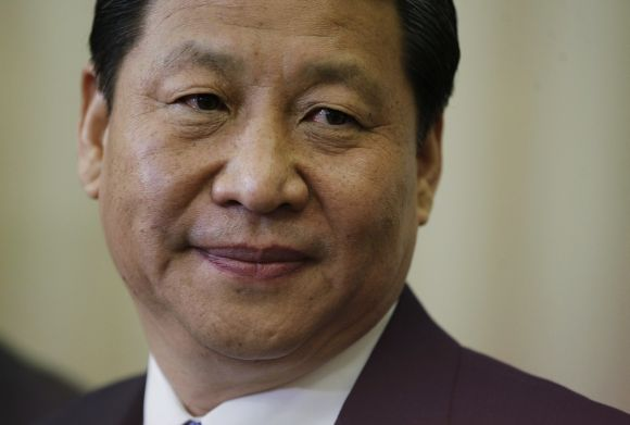 Xi Jinping will succeed Hu Jintao as China's president in March, 2013