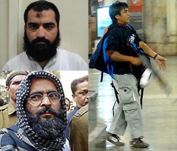 'Kasab, Afzal Guru, Jundal are actors who specialise in art of terror'