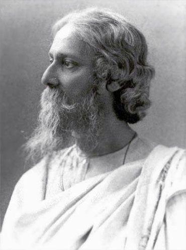 Nobel laureate Rabindranath Tagore