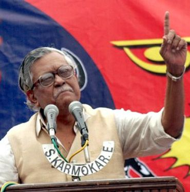 Senior CPI leader Gurudas Dasgupta
