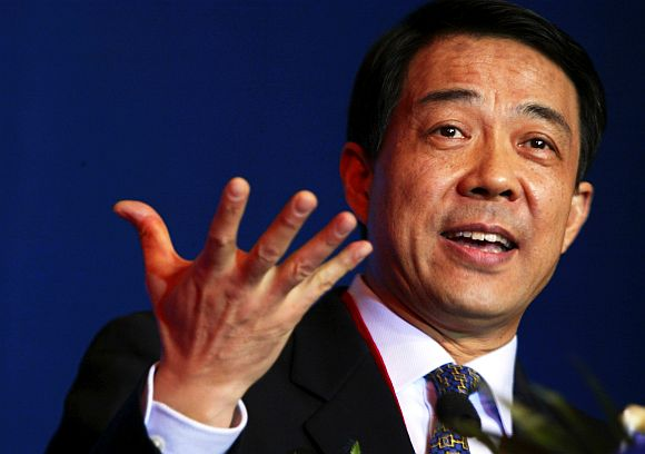 Bo Xilai is currently awaiting his trial for a host of charges