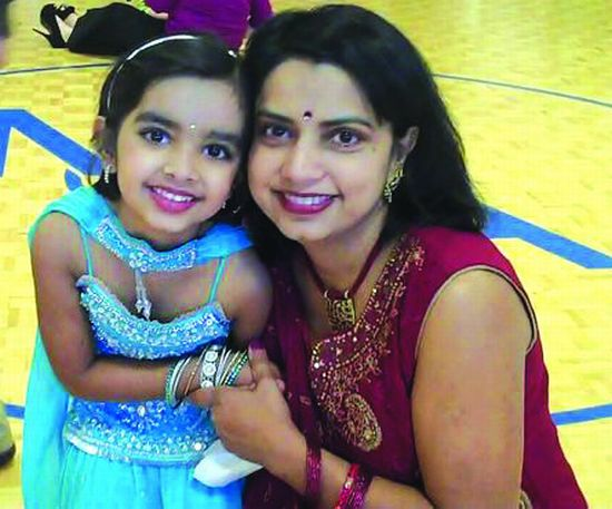 'My kids actively participate in all the rituals we do'