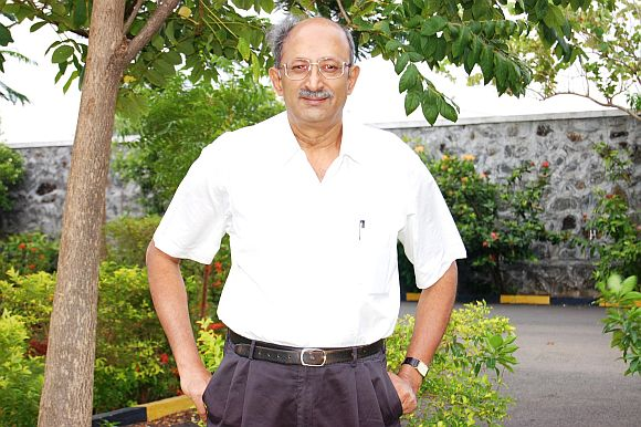 Meet the entrepreneur who donated Rs 110 crore to Shirdi - Rediff