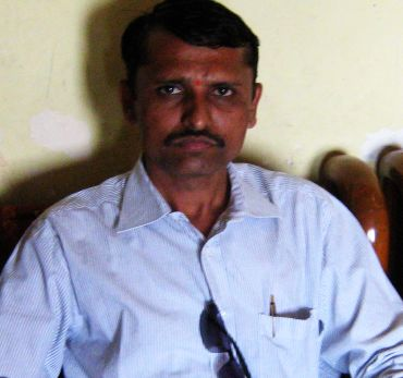A 26/11 terror survivor Maruti Phad