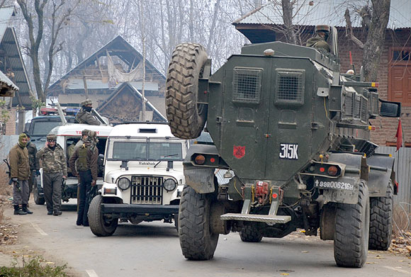 JeM commander killed in Kashmir encounter