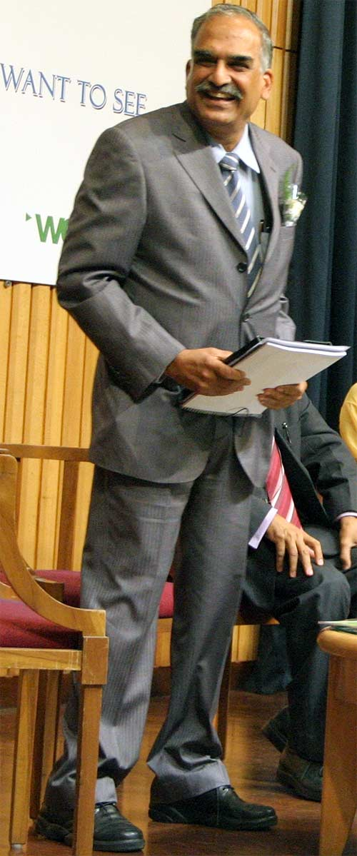 Former Mumbai top cop D Sivanandan