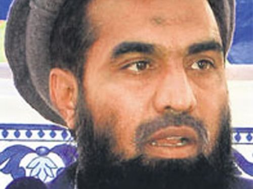 Is Lashkar commander Lakhvi enjoying prison stay?