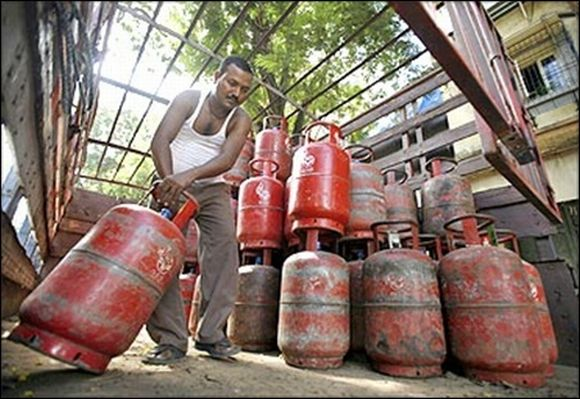 LPG price hiked by Rs 11.42; petrol, diesel rates may go up