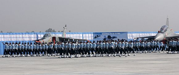 IAF @ 80: Saluting the warriors of the sky