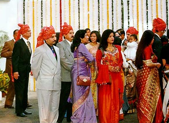 When Priyanka married Robert Vadra