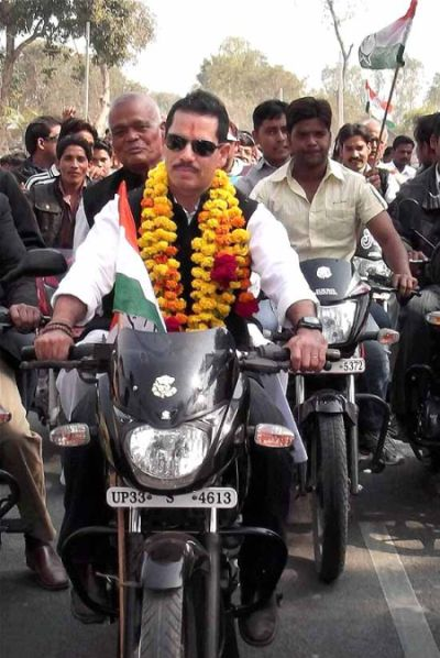 Robert Vadra: Sonia Gandhi's Achilles' heel