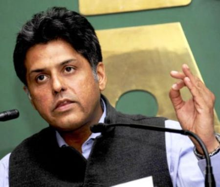 Congress spokesman Manish Tewari