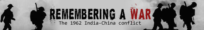 India China War 1962: 50 years