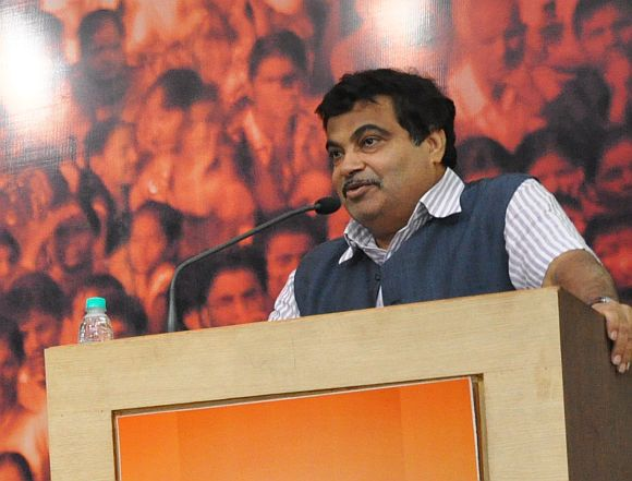 Kejriwal did enough to damage Gadkari's image