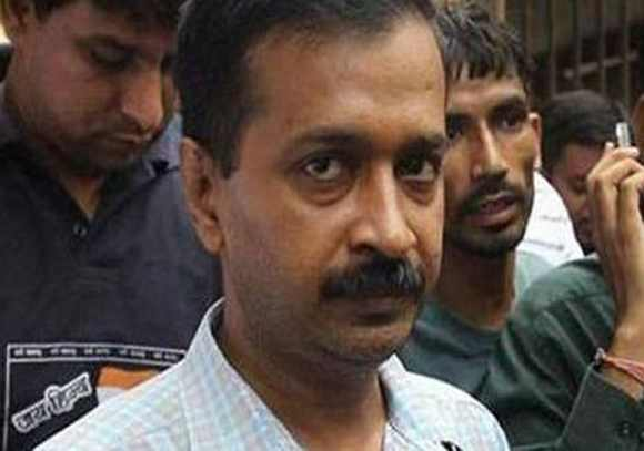 Activist-turned-politician Arvind Kejriwal