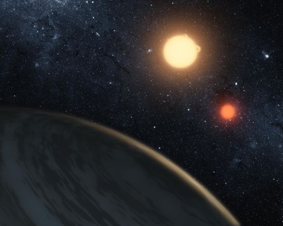 IN PHOTOS: A closer look at some distant planets