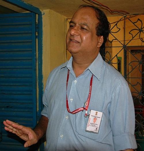 Pradeep Gupta, the President's private secretary