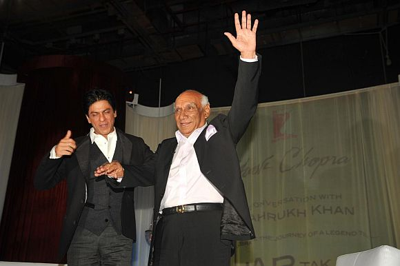 Yash Chopra: The king of romance, forever