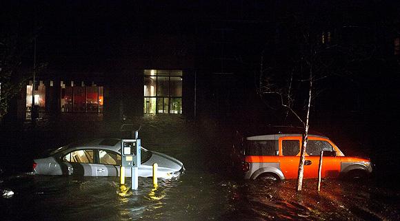 Superstorm Sandy's deadly devastation trail