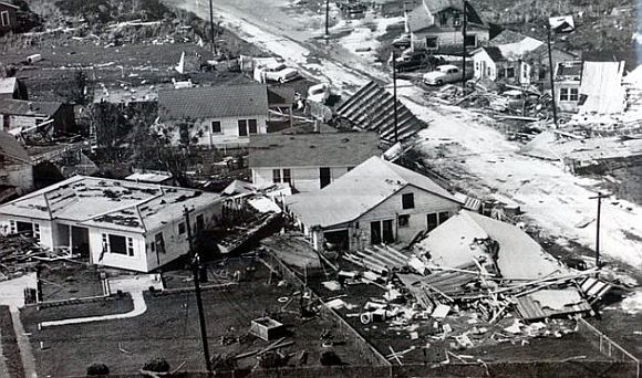 Hurricane Audrey of 1957