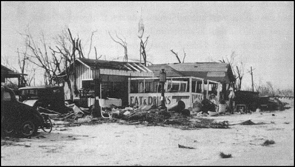 Florida Keys Labour Day Hurricane of 1935