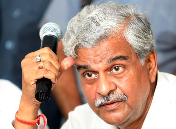 Union Coal Minister Sriprakash Jaiswal