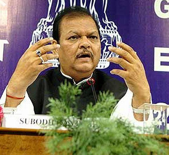 Union minister Subodhkant Sahay
