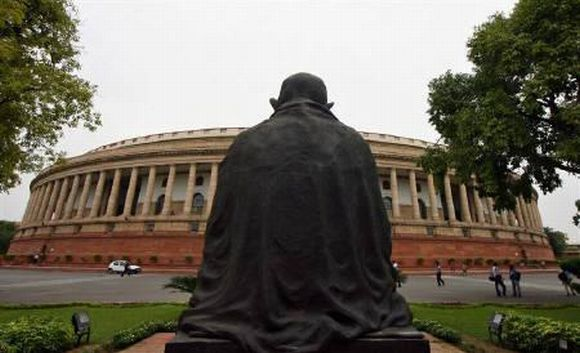 Monsoon session most disrupted since 1952