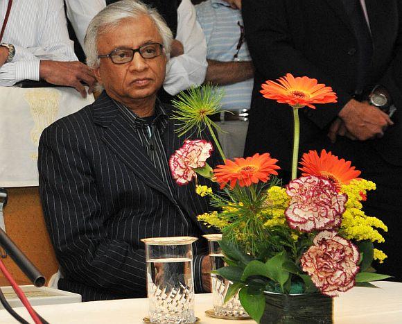 Prime Minister Manmohan Singh's adviser T K A Nair