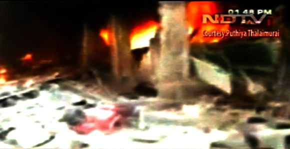 54 dead in blaze at Sivakasi fireworks unit