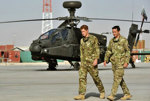 Taliban issues 'kill notice' for Prince Harry