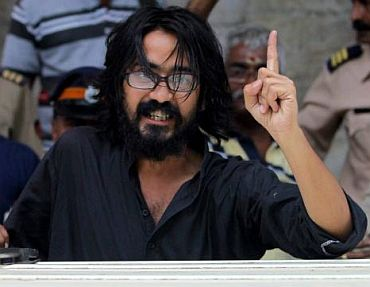 Aseem Trivedi.