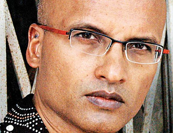 Indian writer Jeet Thayil