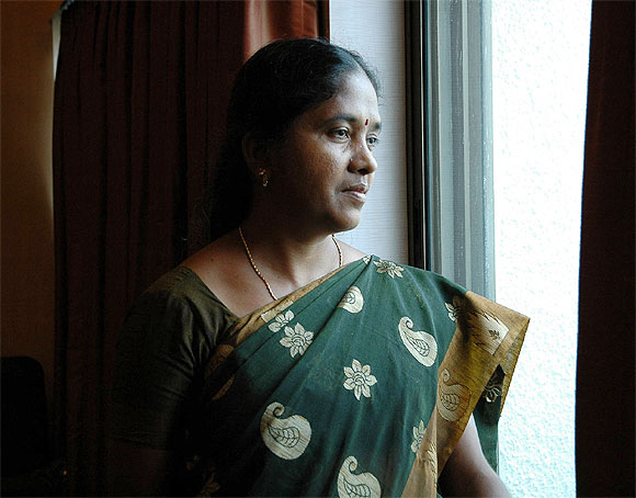 Susheela works as an ART counsellor at Erode