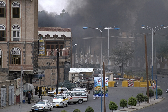 September 2008: Sanaa, Yemen