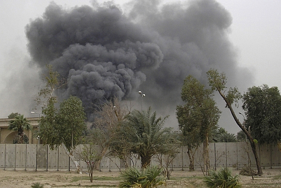March 2008: Baghdad, Iraq