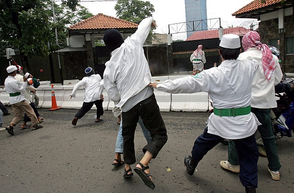 February 2006: Jakarta, Indonesia