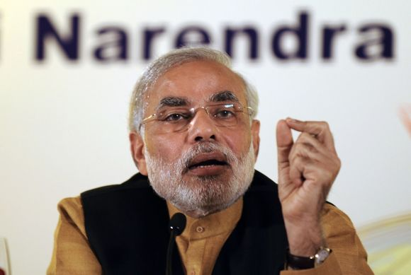 'Time has come to jettison the policy of demonization of Modi'